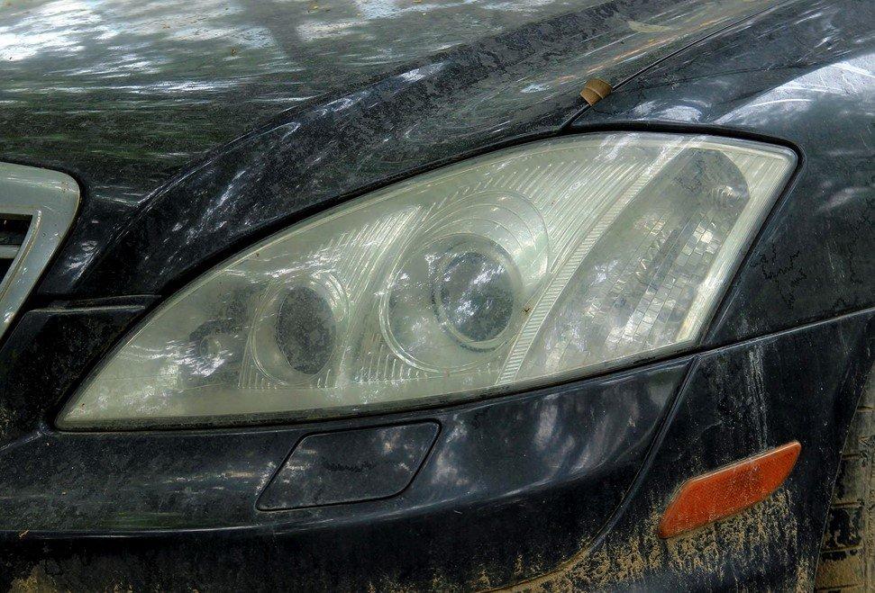 Số phận của chiếc Mercedes-Benz S63 AMG 2011 bị bỏ hoang tại Hà Nội a3