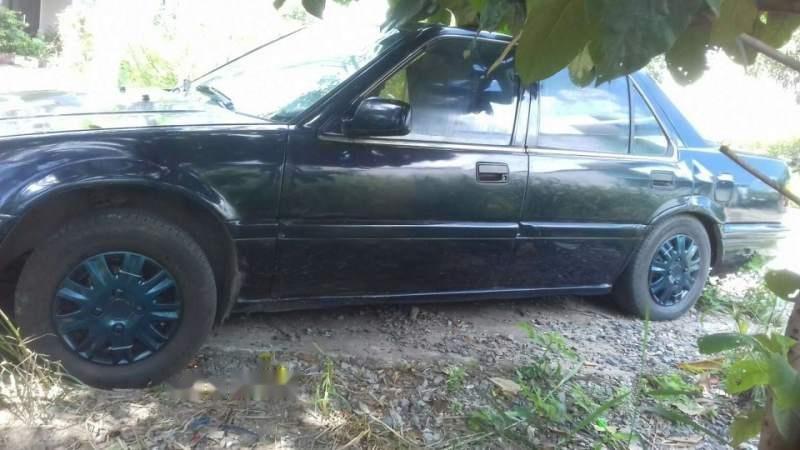 Cần bán xe Honda Accord sản xuất năm 1988, màu xanh lam, nhập khẩu  (1)