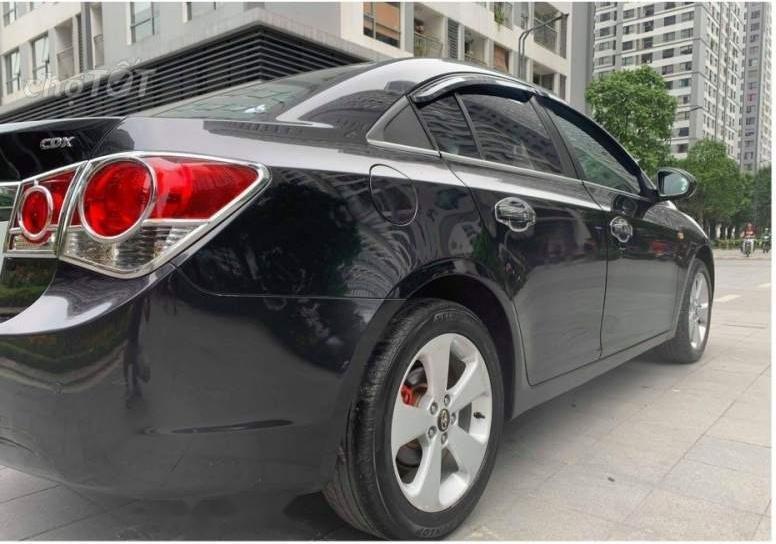 Bán ô tô Daewoo Lacetti năm sản xuất 2010, số tự động (4)