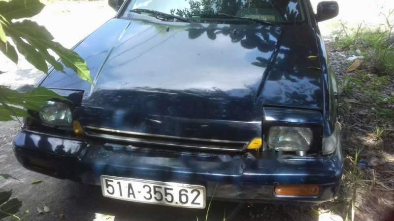 Cần bán xe Honda Accord sản xuất năm 1988, màu xanh lam, nhập khẩu  (4)