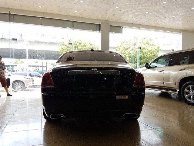 Rolls-Royce Ghost Series II cũ giá 20 tỷ đồng sau 4 năm sử dụng a5