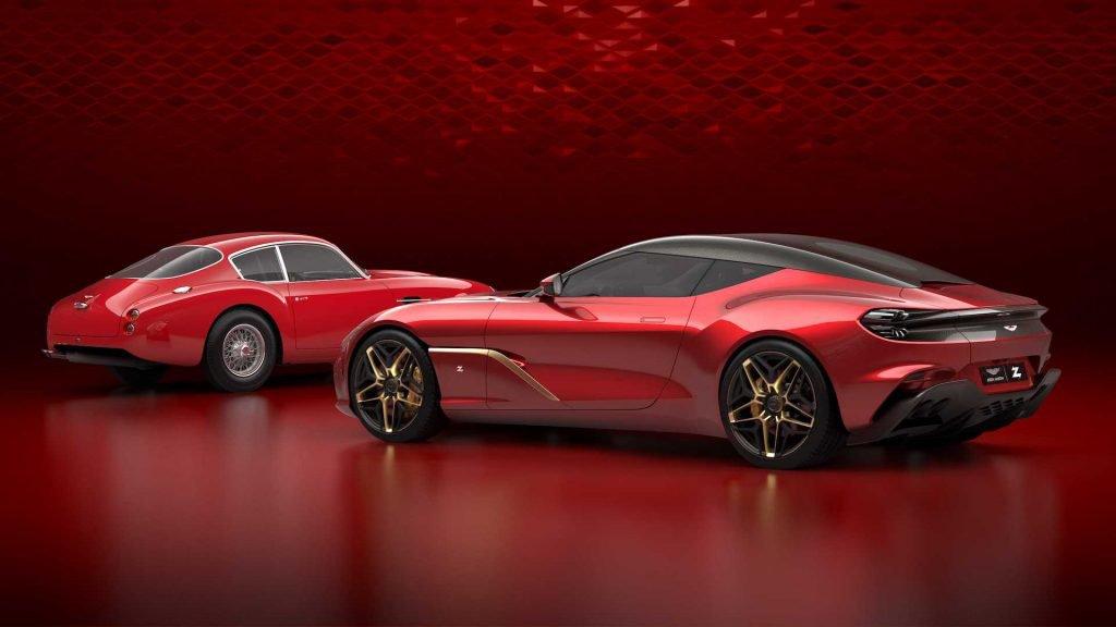Aston Martin DBS GT Zagato chính thức lộ diện a2