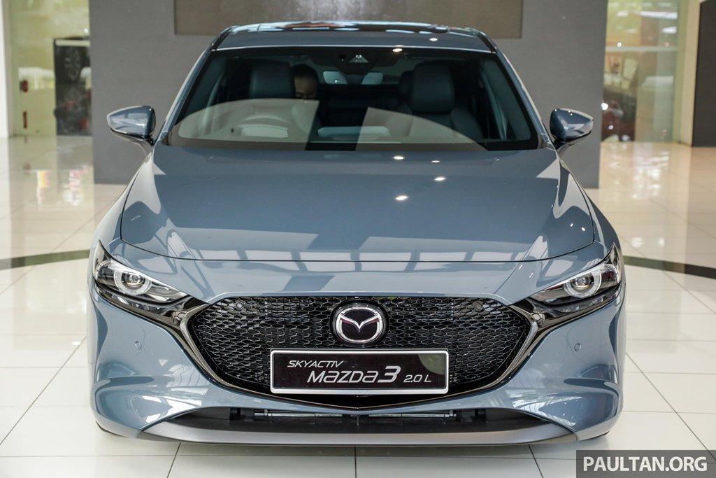 Soi chi tiết mẫu Mazda 3 2019 nhập khẩu từ Nhật, giá 34.000 USD tại Malaysia a11