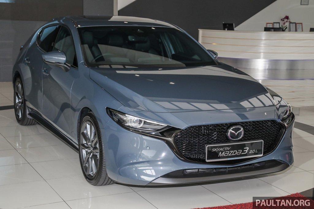 Soi chi tiết mẫu Mazda 3 2019 nhập khẩu từ Nhật, giá 34.000 USD tại Malaysia a7