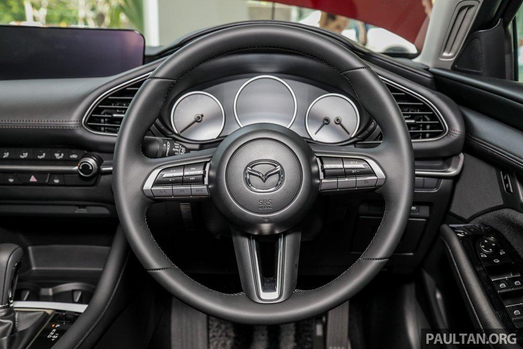 Soi chi tiết mẫu Mazda 3 2019 nhập khẩu từ Nhật, giá 34.000 USD tại Malaysia a4