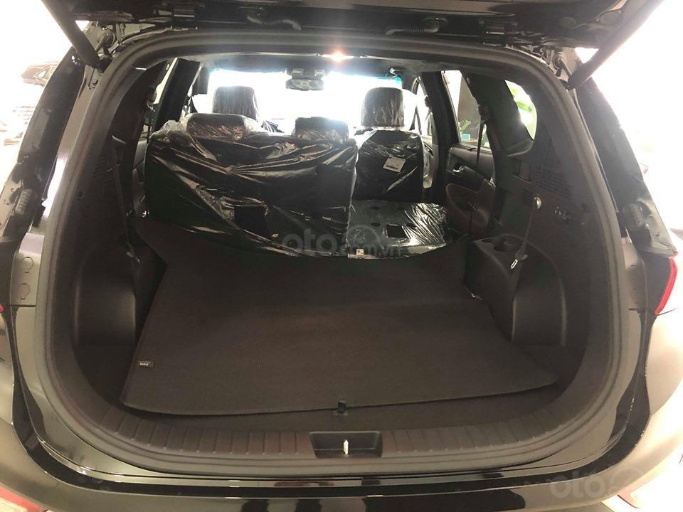 Hyundai Cầu Diễn - Bán Hyundai Santafe 2019 xăng cao cấp màu đen, tặng 10triệu - nhiều ưu đãi. LH: 0964898932 (6)