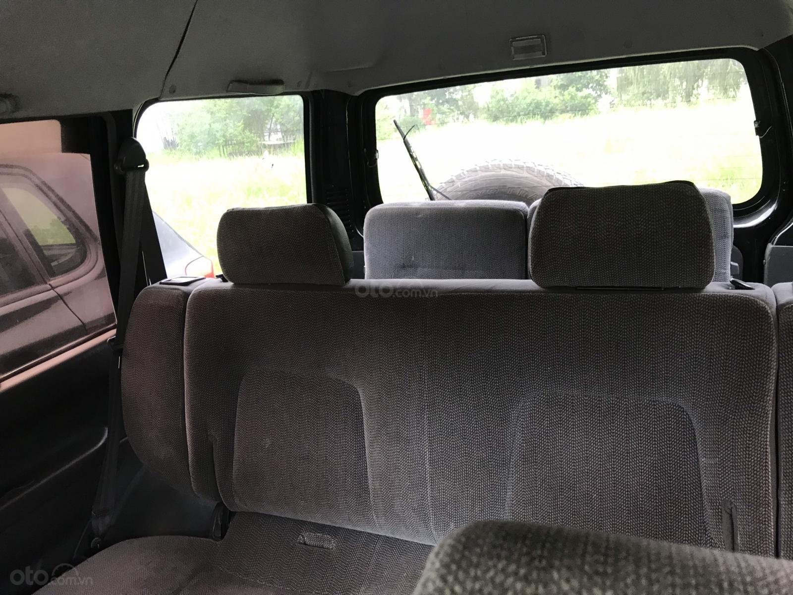 Cần bán xe Mitsubishi Pajero năm 2006 nguyên bản-6