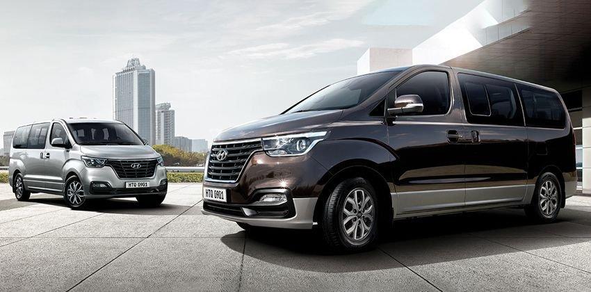 Hyundai Grand Starex 2019.