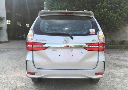Toyota Tân Cảng bán Avanza 1.5AT phiên bản mới, đủ màu trả trước 150tr nhận xe. Hotline 0933000600 (6)