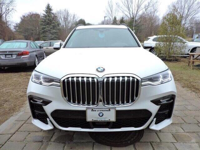 Bán ô tô BMW X7 xDrive 40i 2019, màu trắng, nhập khẩu, mới 100%. LH 0945.39.2468-0