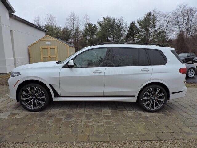 Bán ô tô BMW X7 xDrive 40i 2019, màu trắng, nhập khẩu, mới 100%. LH 0945.39.2468-2