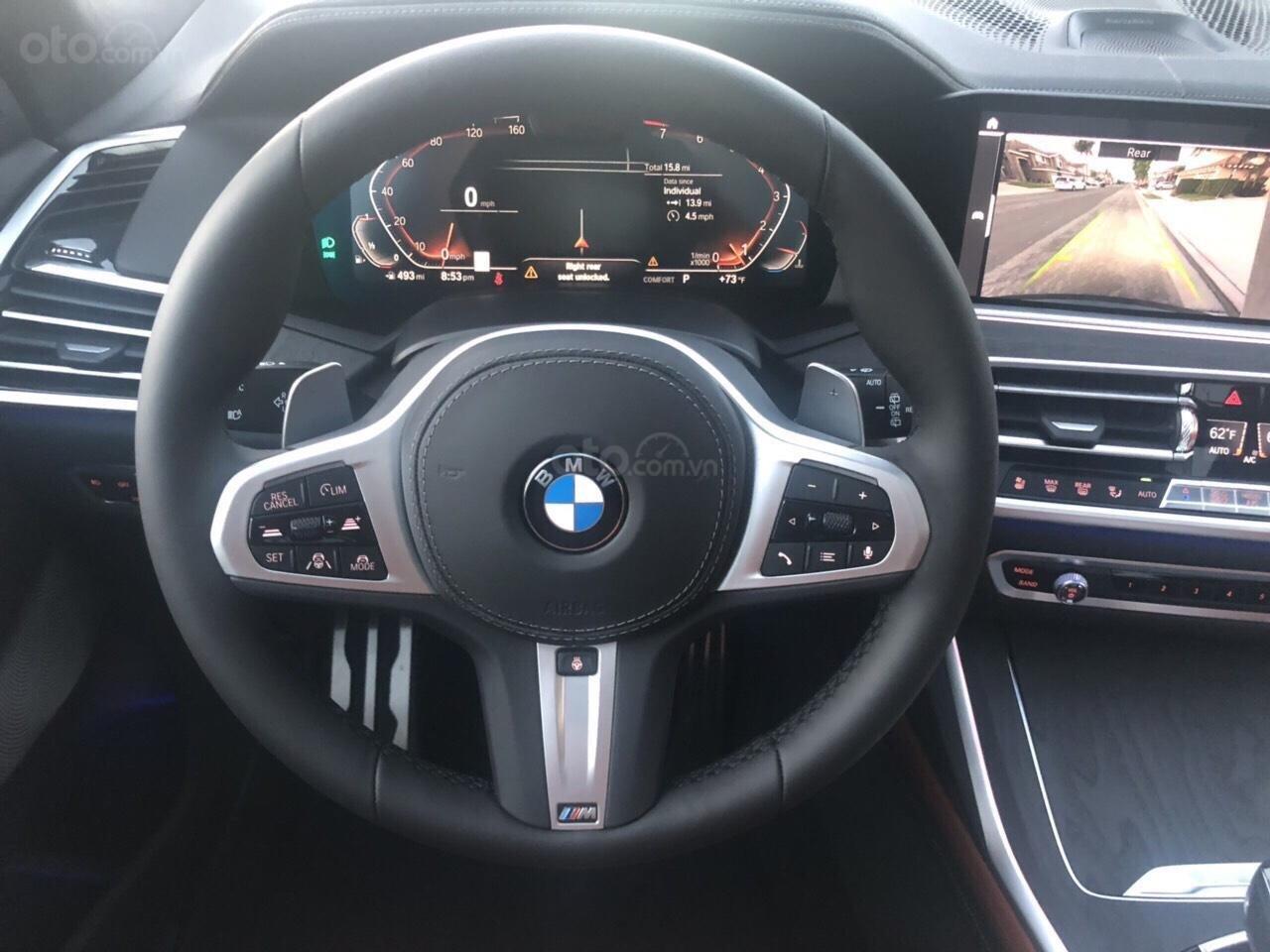 Bán ô tô BMW X7 xDrive 40i 2019, màu trắng, nhập khẩu, mới 100%. LH 0945.39.2468-15