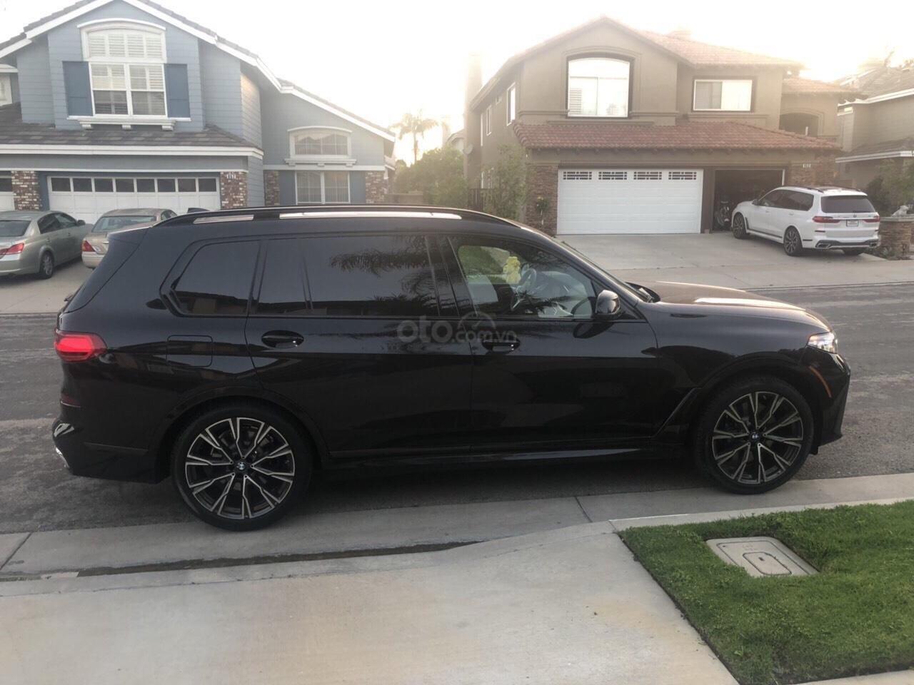 Bán ô tô BMW X7 xDrive 40i sản xuất 2019, màu đen, nhập khẩu, mới 100%. LH 0945.39.2468-0