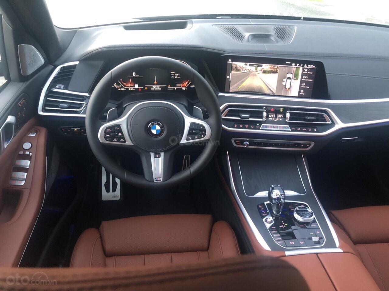 Bán ô tô BMW X7 xDrive 40i sản xuất 2019, màu đen, nhập khẩu, mới 100%. LH 0945.39.2468-1