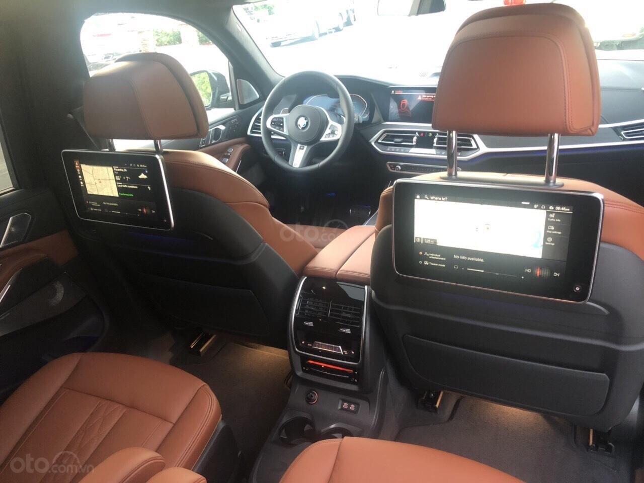 Bán ô tô BMW X7 xDrive 40i sản xuất 2019, màu đen, nhập khẩu, mới 100%. LH 0945.39.2468-3