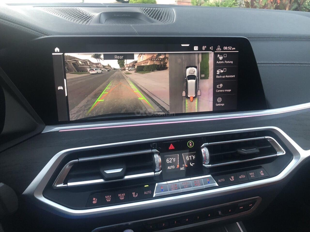Bán ô tô BMW X7 xDrive 40i sản xuất 2019, màu đen, nhập khẩu, mới 100%. LH 0945.39.2468-4