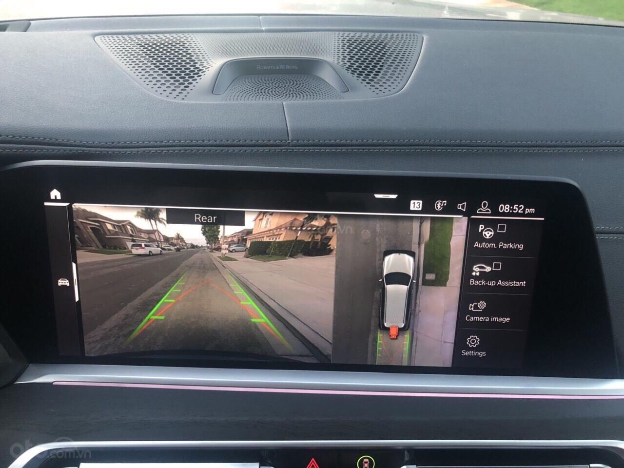 Bán ô tô BMW X7 xDrive 40i sản xuất 2019, màu đen, nhập khẩu, mới 100%. LH 0945.39.2468-6