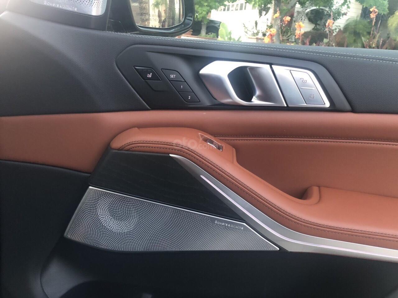 Bán ô tô BMW X7 xDrive 40i sản xuất 2019, màu đen, nhập khẩu, mới 100%. LH 0945.39.2468-14
