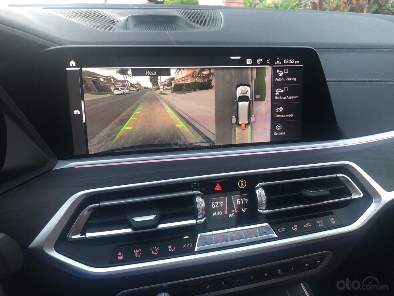 Bán ô tô BMW X7 xDrive 40i sản xuất 2019, màu đen, nhập khẩu, mới 100%. LH 0945.39.2468-15