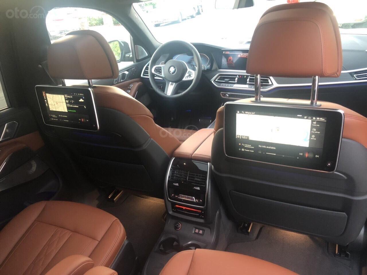 Bán ô tô BMW X7 xDrive 40i sản xuất 2019, màu đen, nhập khẩu, mới 100%. LH 0945.39.2468-11