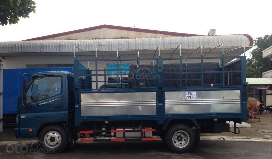 Bán xe Thaco Ollin 350. E4 3,49 tấn/2,2 tấn thùng 4,35 mét, giá chỉ 354 triệu. Lh Lộc 0937616037-2