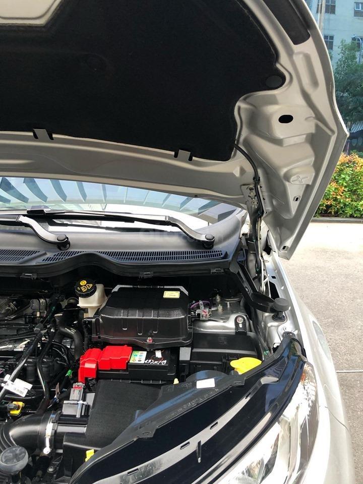 Chính chủ bán Ford EcoSport Titanium 2017, màu xám (ghi), mới chạy 9000km-10