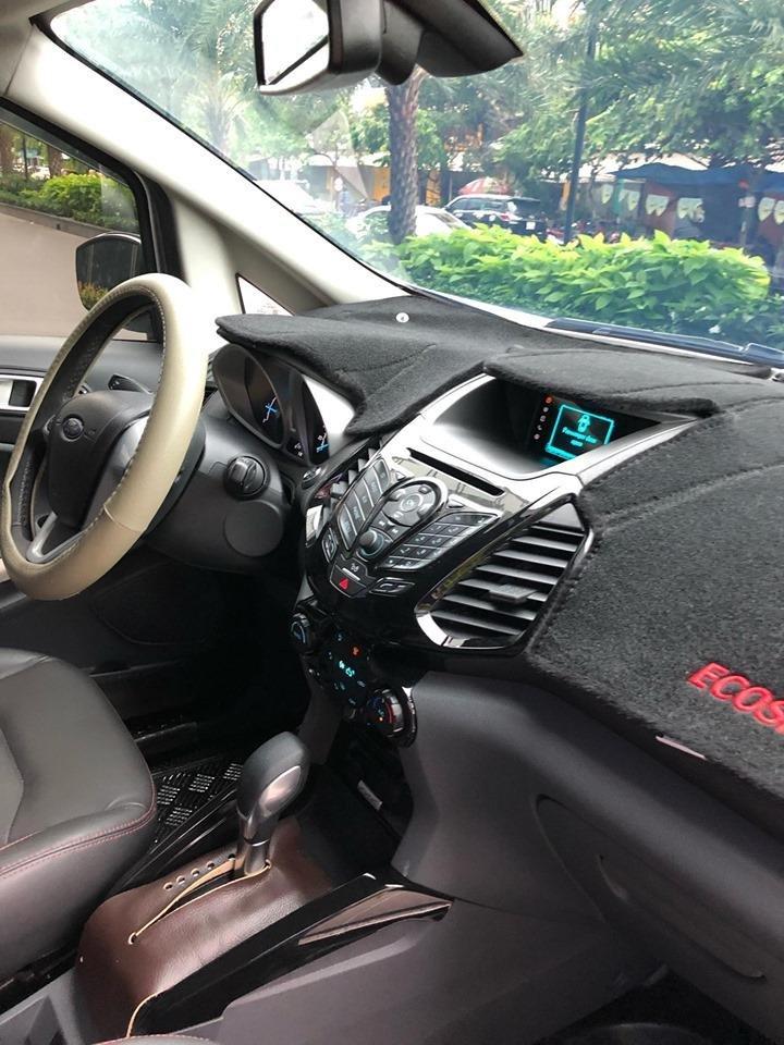 Chính chủ bán Ford EcoSport Titanium 2017, màu xám (ghi), mới chạy 9000km-24