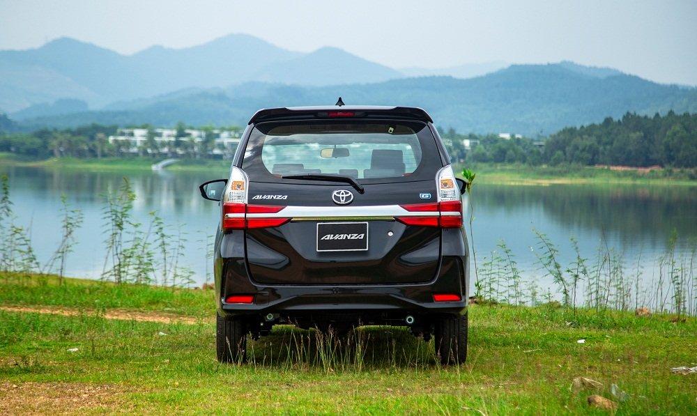 Toyota Avanza 2019 chính thức được giới thiệu, giá tăng 19 triệu đồng a5