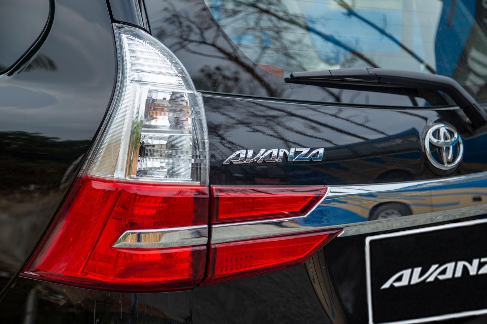 Toyota Avanza 2019 chính thức được giới thiệu, giá tăng 19 triệu đồng a4