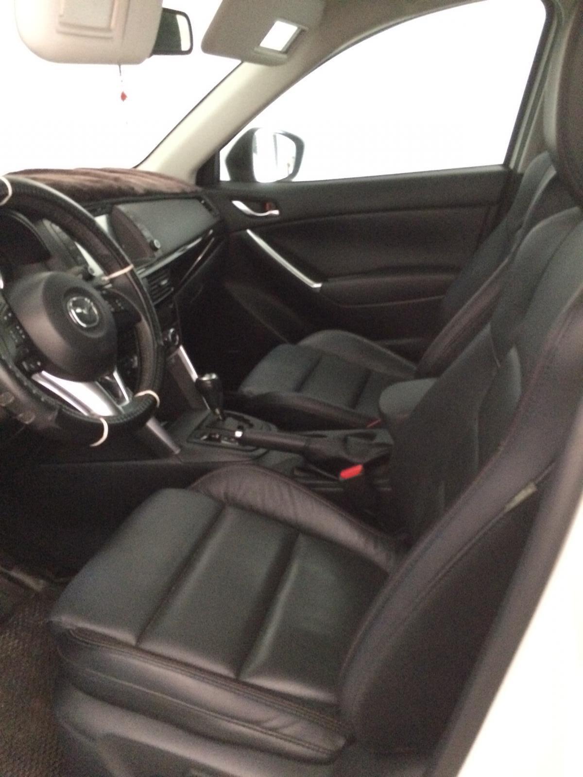 Cần bán xe Mazda CX 5 2.0 AT 2WD đời 2014, màu trắng-1