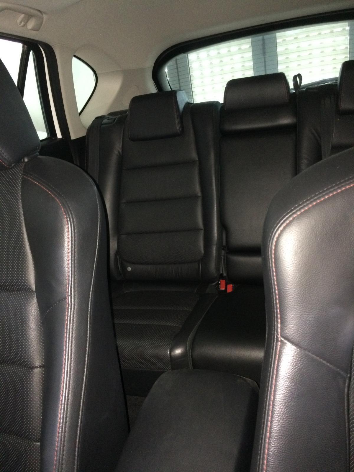Cần bán xe Mazda CX 5 2.0 AT 2WD đời 2014, màu trắng-2