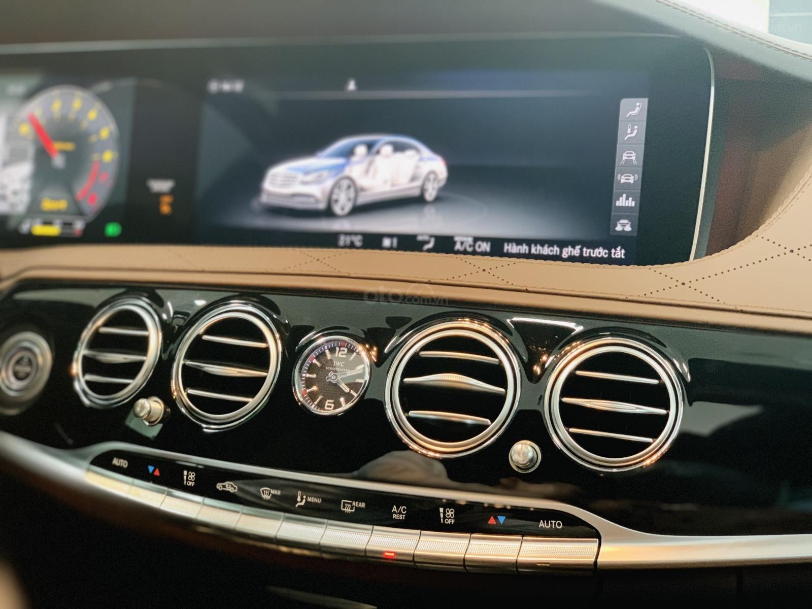 Cơ hội để sở hữu xe Maybach S450 model 2020 với giá bán tốt nhất ngay thời điểm này (10)