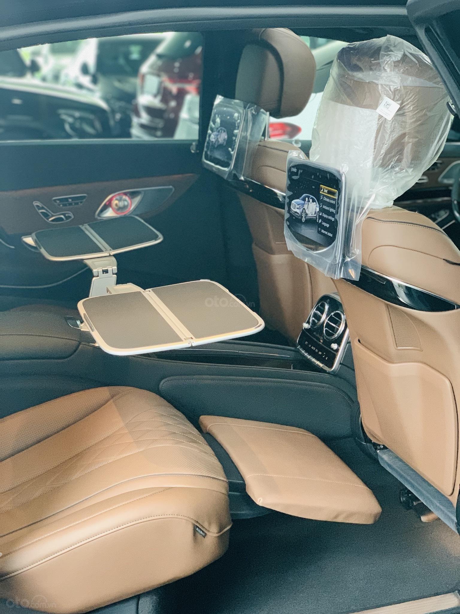 Cơ hội để sở hữu xe Maybach S450 model 2020 với giá bán tốt nhất ngay thời điểm này (11)