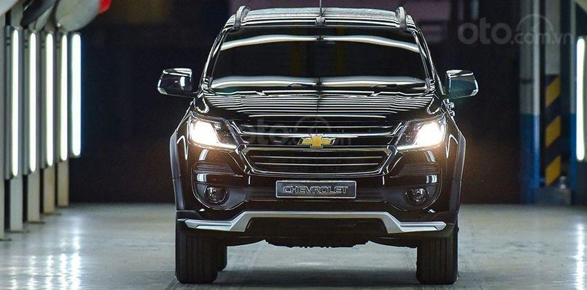 Chevrolet Trailblazer 2019 Perfect Edition II ra đời để tăng sức hút thương hiệu tại Thái