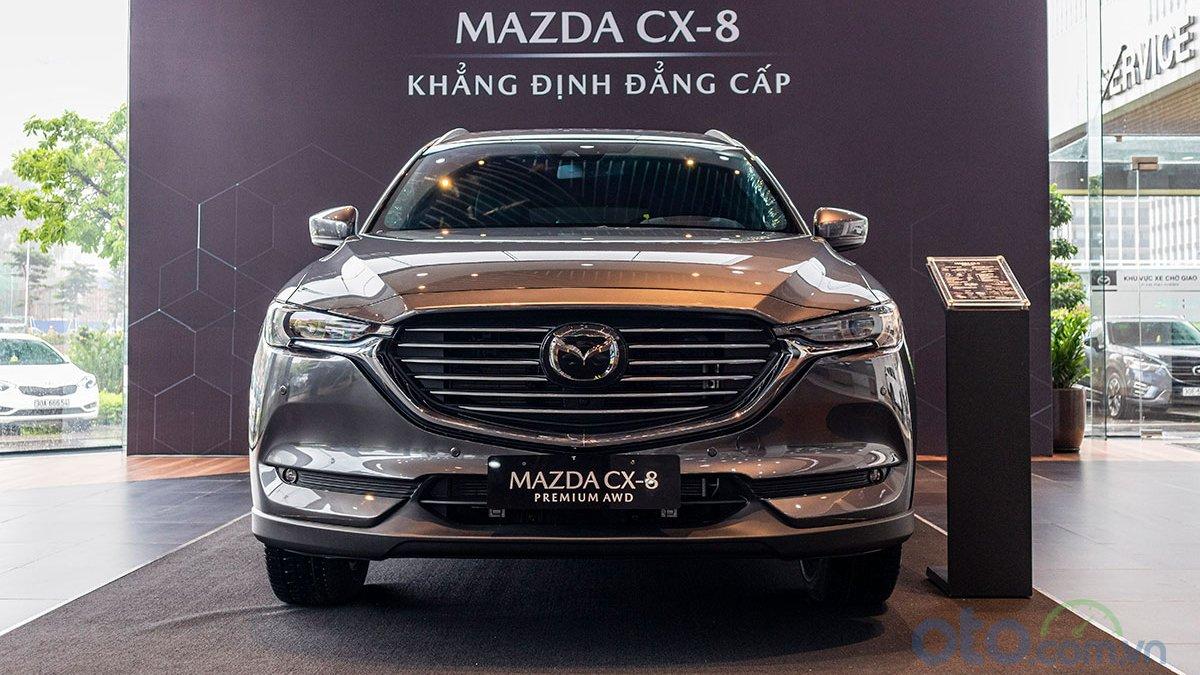 So sanh xe Mazda CX-8 2019 va Toyota Fortuner 2019 Ky phung dich thu