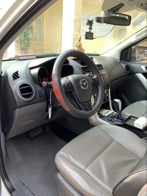 Bán xe Mazda BT 50 đời 2015, màu trắng, nhập khẩu, tên công ty-4