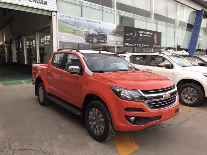 Cần bán Chevrolet Colorado 2.5AT năm sản xuất 2019, xe nhập, giá thấp, giao nhanh (6)