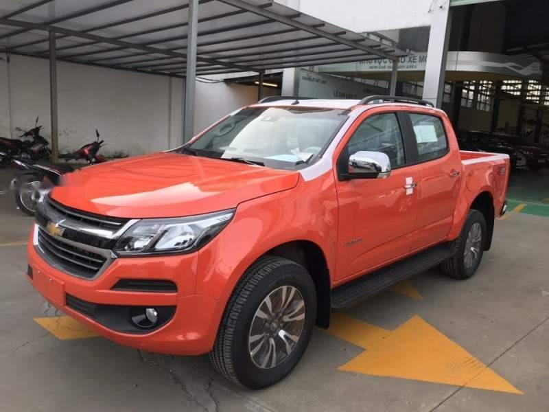 Cần bán Chevrolet Colorado 2.5AT năm sản xuất 2019, xe nhập, giá thấp, giao nhanh (2)