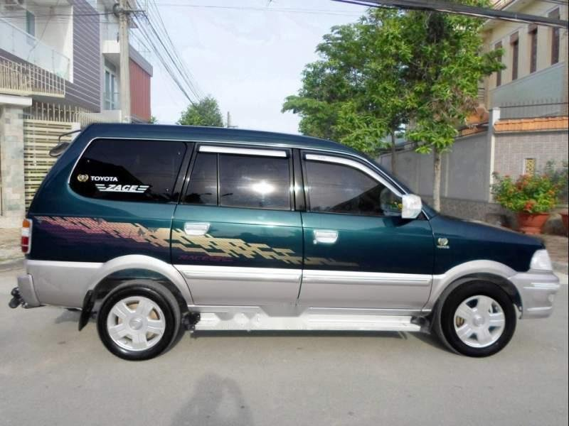 Bán Toyota Zace sản xuất năm 2006, xe nhập (1)