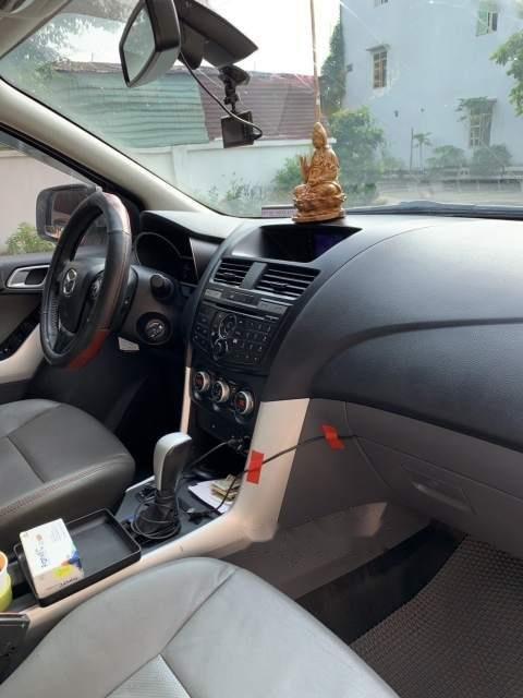 Bán xe Mazda BT 50 đời 2015, màu trắng, nhập khẩu, tên công ty-5