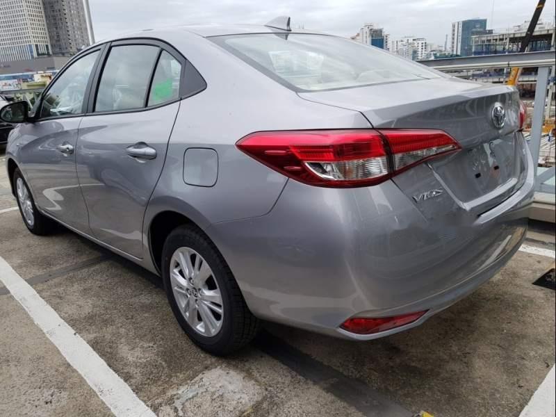 Bán ô tô Toyota Vios đời 2019, màu bạc (3)