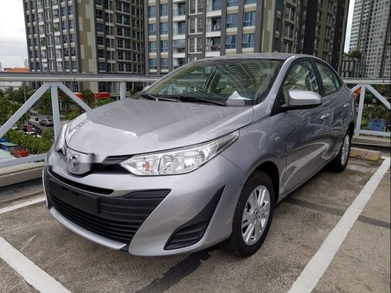 Bán ô tô Toyota Vios đời 2019, màu bạc (2)