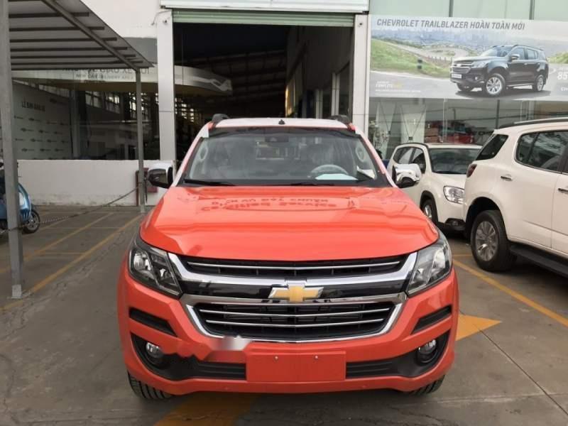 Cần bán Chevrolet Colorado 2.5AT năm sản xuất 2019, xe nhập, giá thấp, giao nhanh (1)