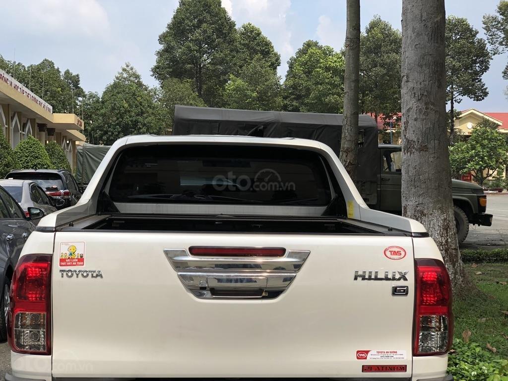 Toyota Hilux 2.8G 4x4 AT 2019, nhập khẩu Thái, giá tốt - hấp dẫn - giao mọi miền, hỗ trợ mua xe trả góp-6