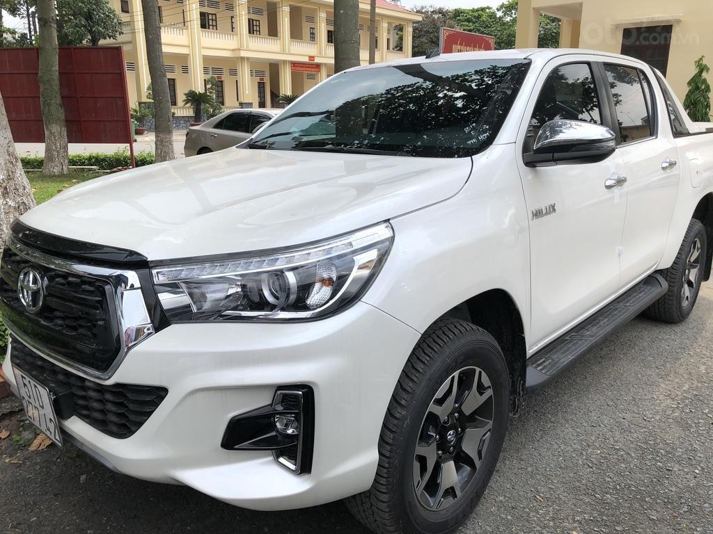 Toyota Hilux 2.8G 4x4 AT 2019, nhập khẩu Thái, giá tốt - hấp dẫn - giao mọi miền, hỗ trợ mua xe trả góp-0