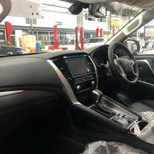 """Mitsubishi Pajero Sport 2020 """"hiện nguyên hình"""" trước này ra mắt a1"""