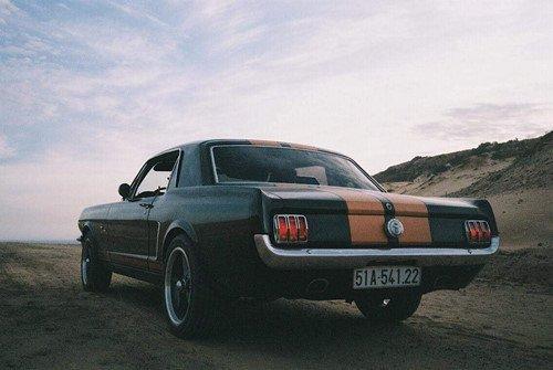 Xế cổ Ford Mustang 1965 muốn đổi chủ với giá hơn 1 tỉ đồng a1