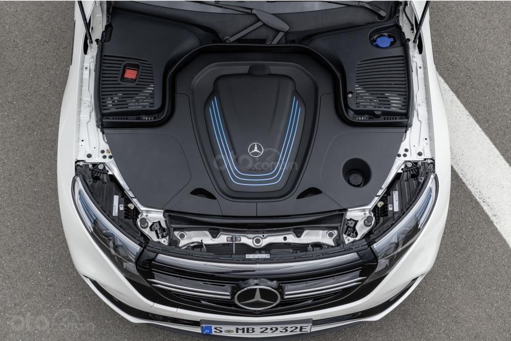 Mercedes-Benz EQC 2019.