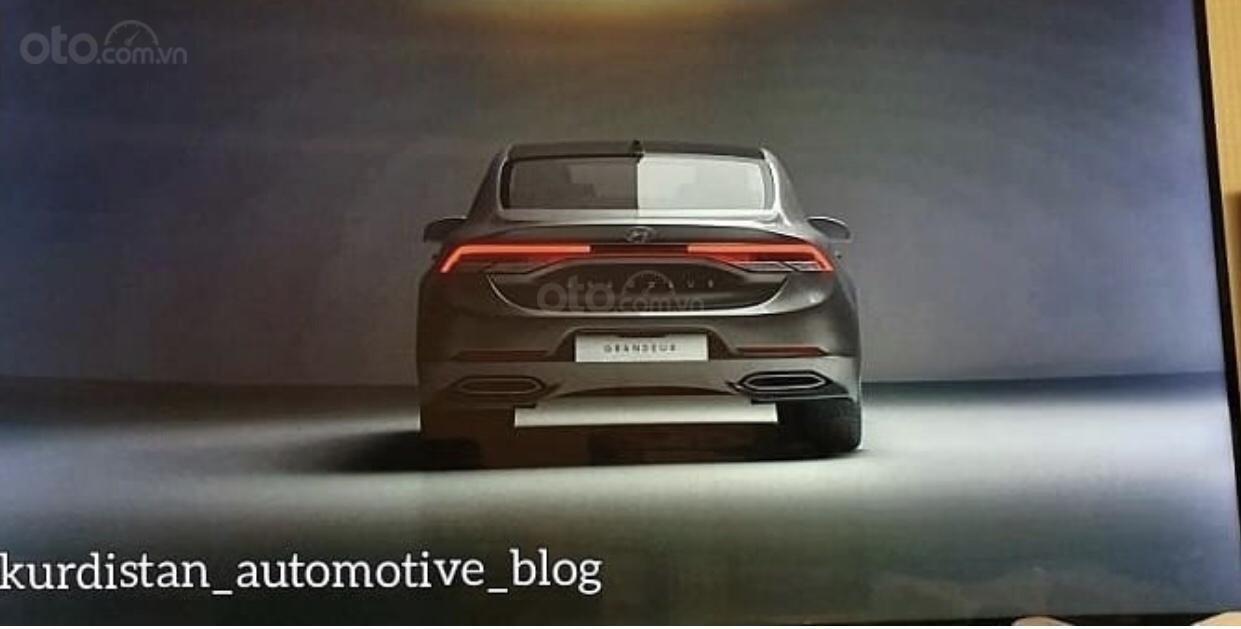 Hyundai Grandeur Facelift 2020 còn được gọi là Azera 2020