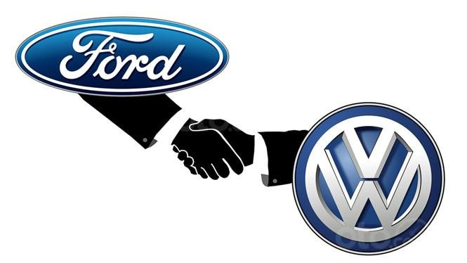 Viễn cảnh ngành công nghiệp ô tôtừ thương vụ hợp tác Ford-Volkswagen